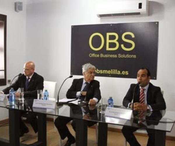 Conferencia sobre Protección Penal del Patrimonio Histórico impartida por el Fiscal Superior de Andalucía, Ceuta y Melilla