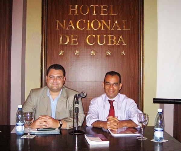 Ponencia sobre crimen organizado y tráfico de personas en la ciudad cubana de La Habana