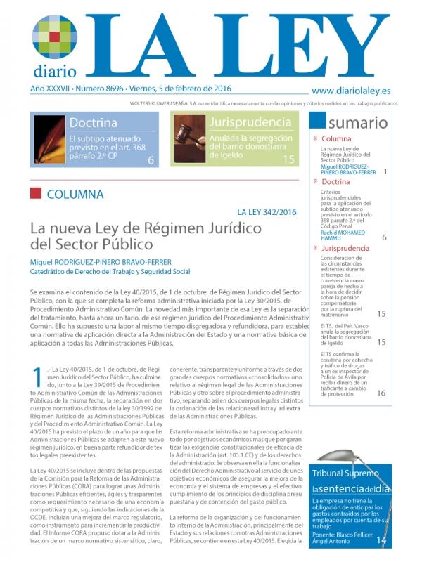 Criterios jurisprudenciales aplicación subtipo atenuado art. 368 pár. 2.º Cód. Penal